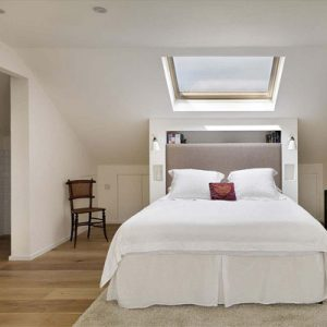 Loft Conversion with furniture