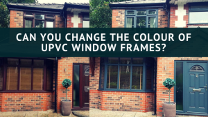 Can you Change the Colour of uPVC Window Frames Blog Header