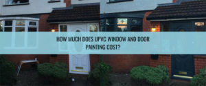 uPVC Window and Door Painting