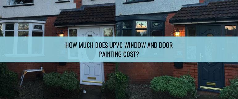 uPVC Window and Door Painting Cost