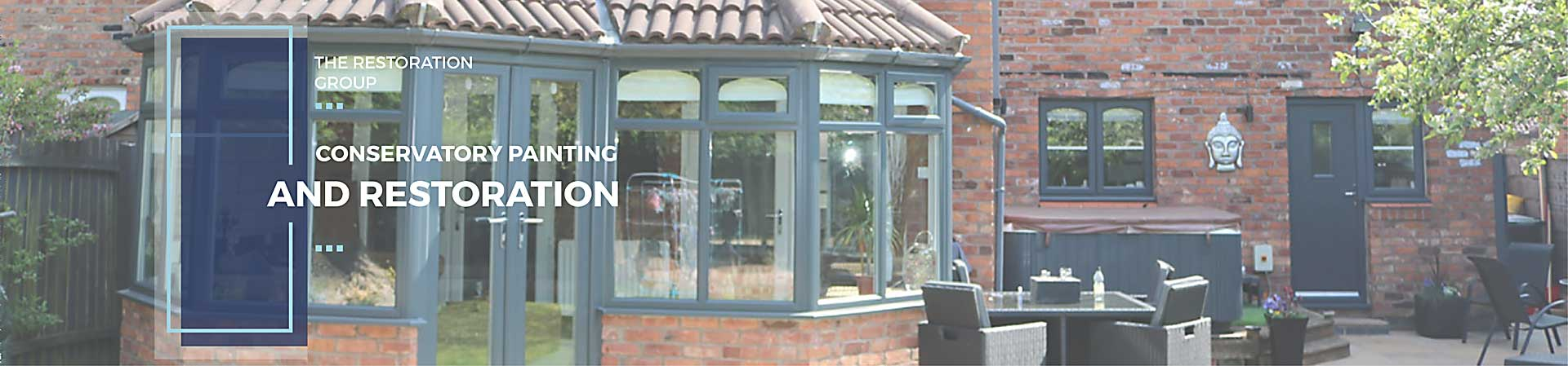 UPVC Conservatory Painting